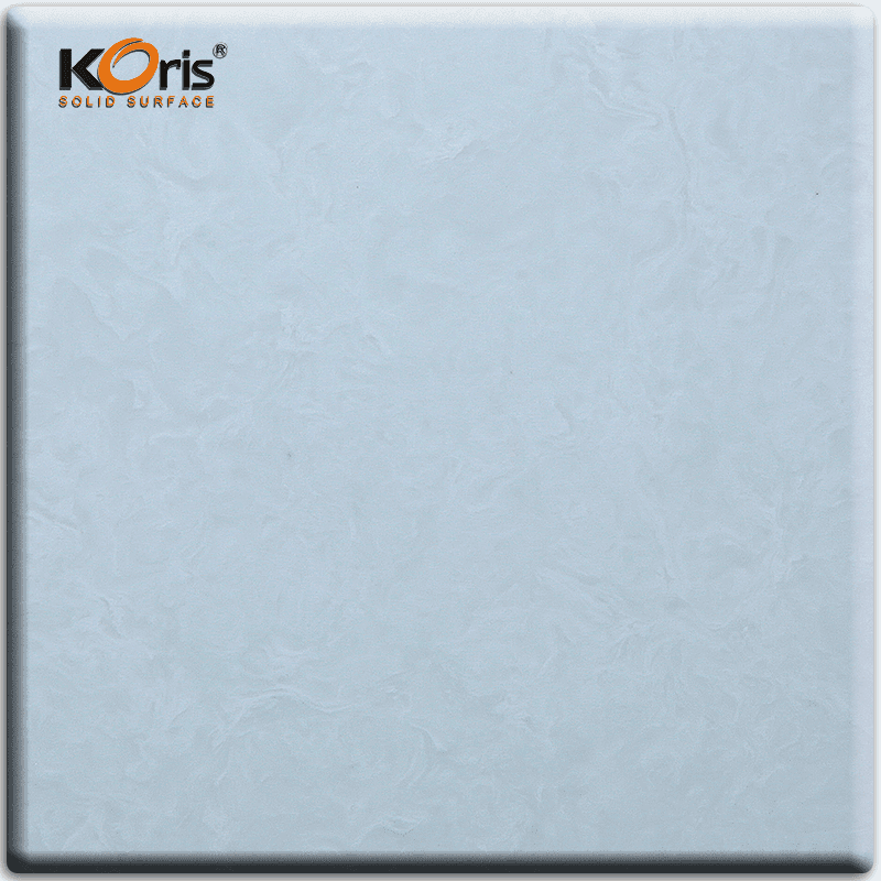 12mm Artificial Marble Solid Surface Acrylic Sheets Countertops HW2801