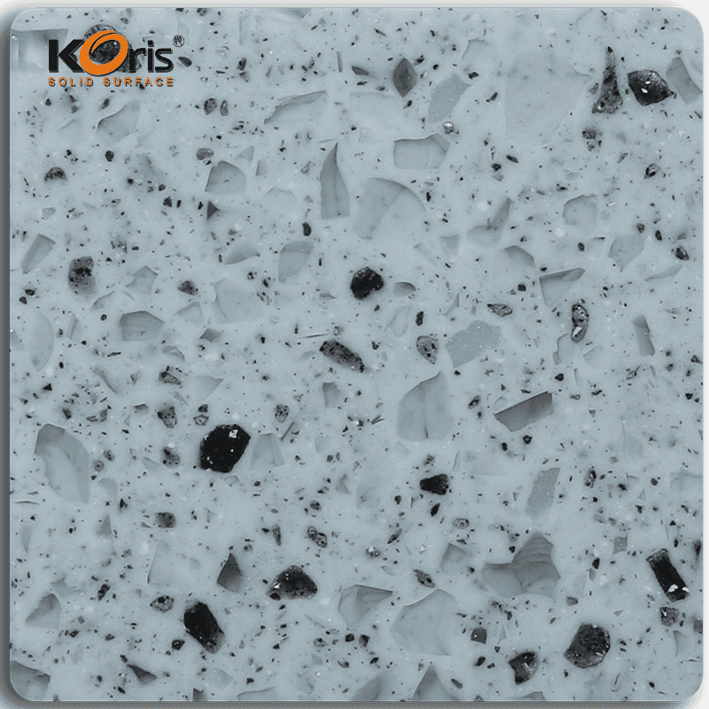 High Quality Artificial Stone Amber Series Pure Acrylic Solid Surface Acrylic Benchtop MA20020