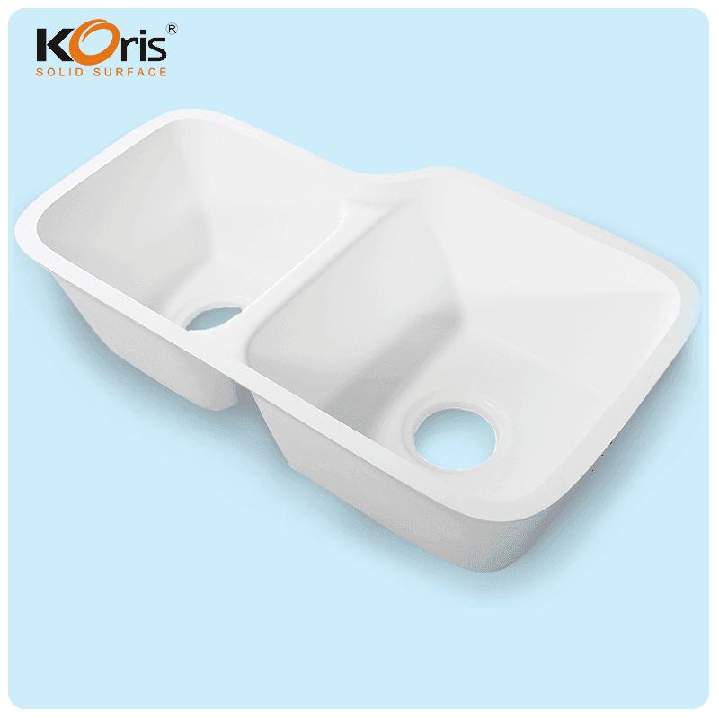 China Supplier Household Acrylic Kitchen Sink KS004