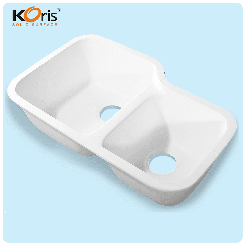 China Supplier Household Acrylic Kitchen Sink KS004