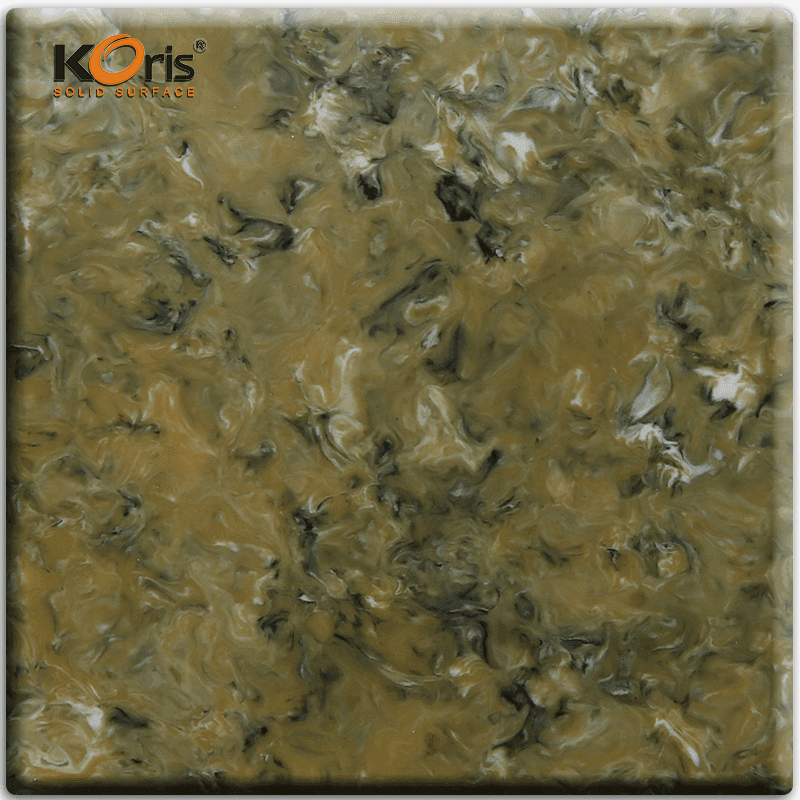 Best Artificial Marble Modified Acrylic Solid Surface Type HW5802