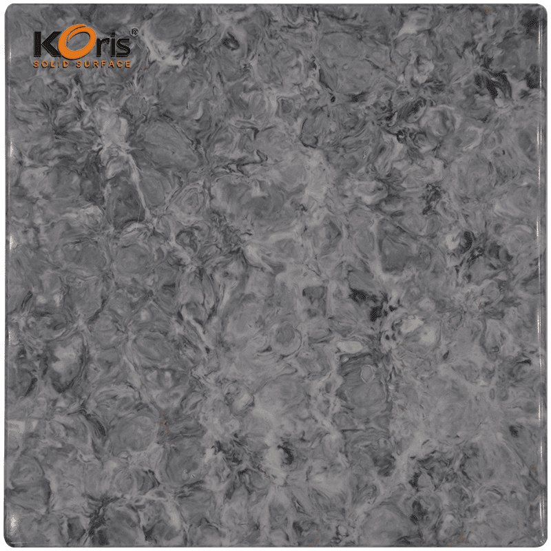 Hot Sale Koris Artificial Stone 25mm Modified Acrylic Solid Surface HW5803