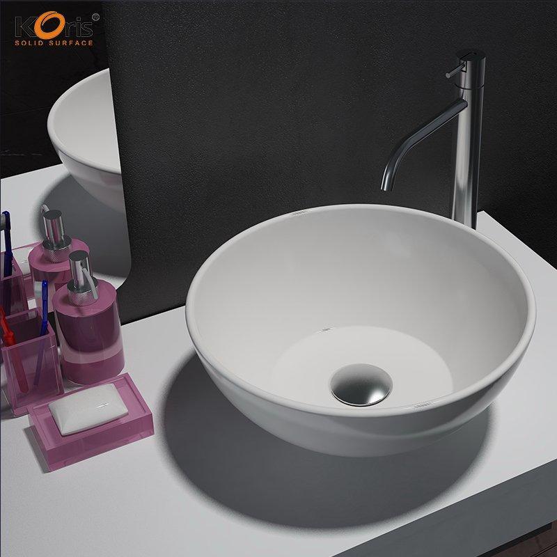 Cheap Acrylic Hand Wash Basin WB2102 Price