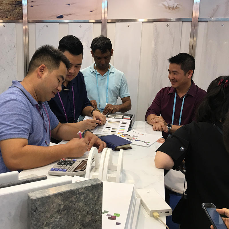 The third day of the Canton Fair-2019