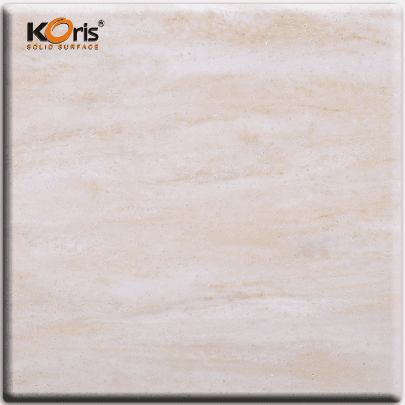 Hot Sale Pure Acrylic Artificial Marble Solid Surface NW5809