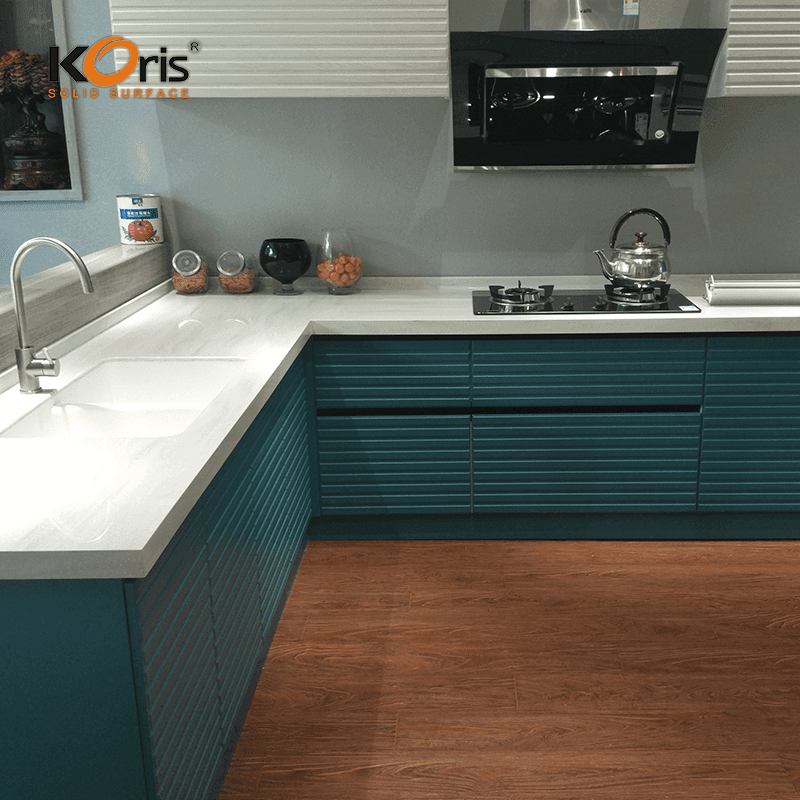 Hot Sale Koris Artificial Stone Pure Acrylic Solid Surface NW5813
