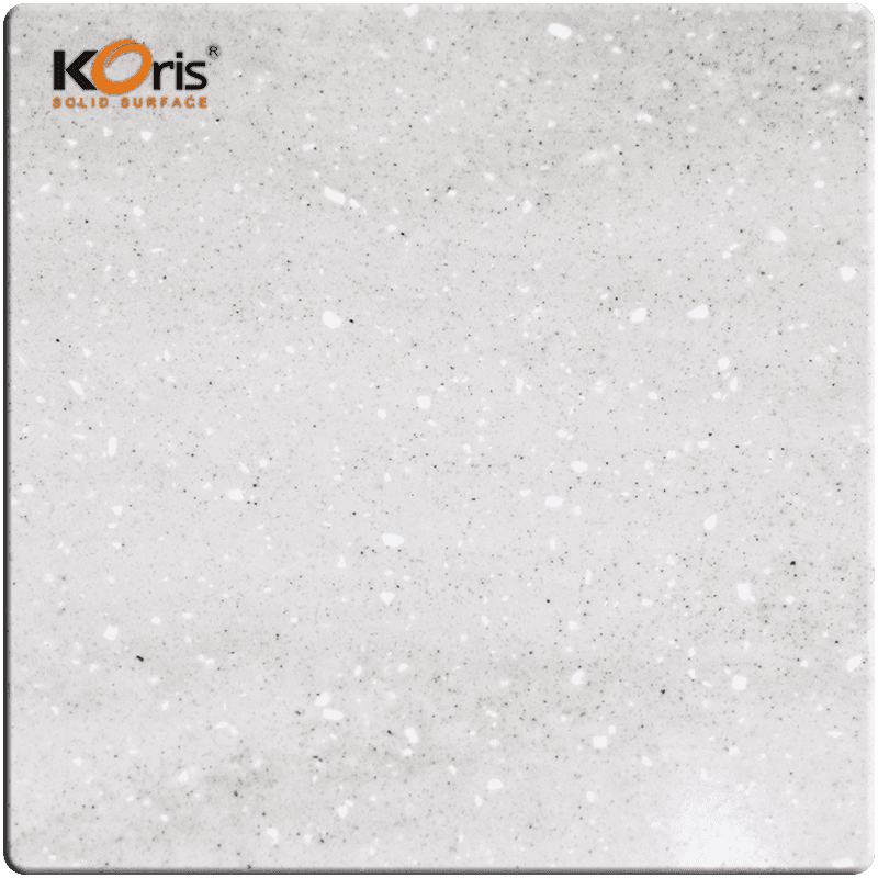 Natural Marble Look Pure Acrylic Solid Surface Stone Material NW5831