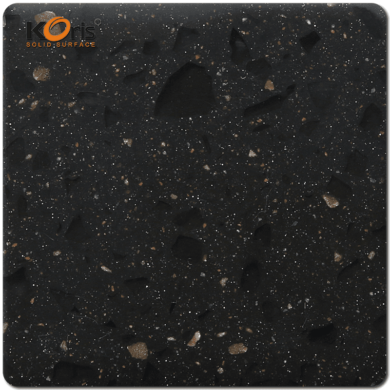 Amber-MA20010 Pure Acrylic Solid Surface Artificial Stone Type Hot Sale