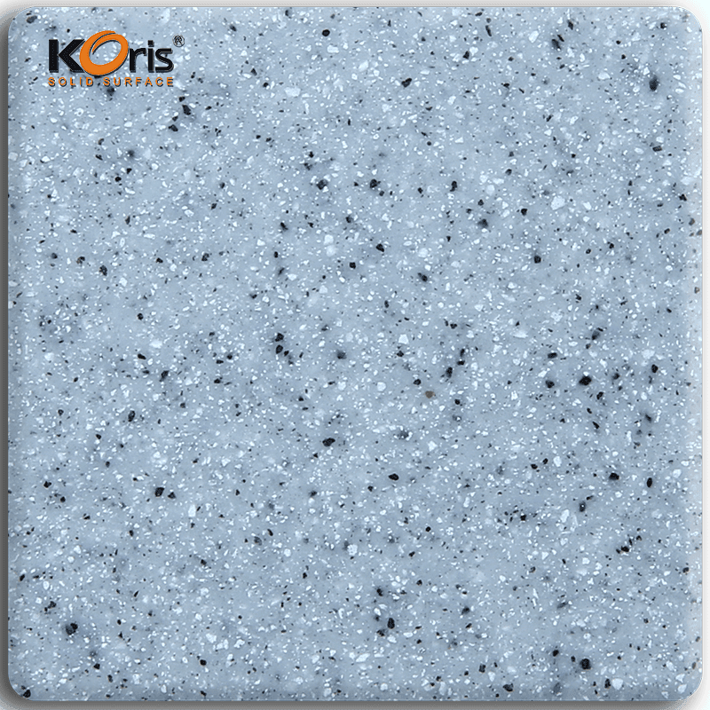 High Hardness Modified Acrylic Countertops Fire-Proof Solid Surface Countertop KA3372