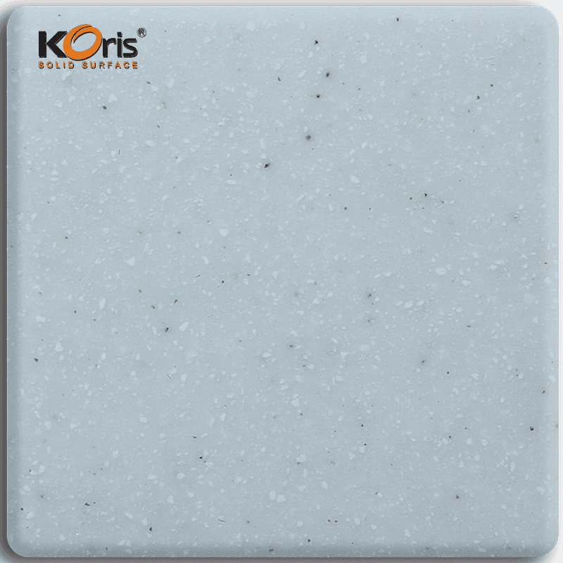 Koris Artificial Stone Sands Series Modified Acrylic Fire-Proof Solid Surface Countertop KA3301