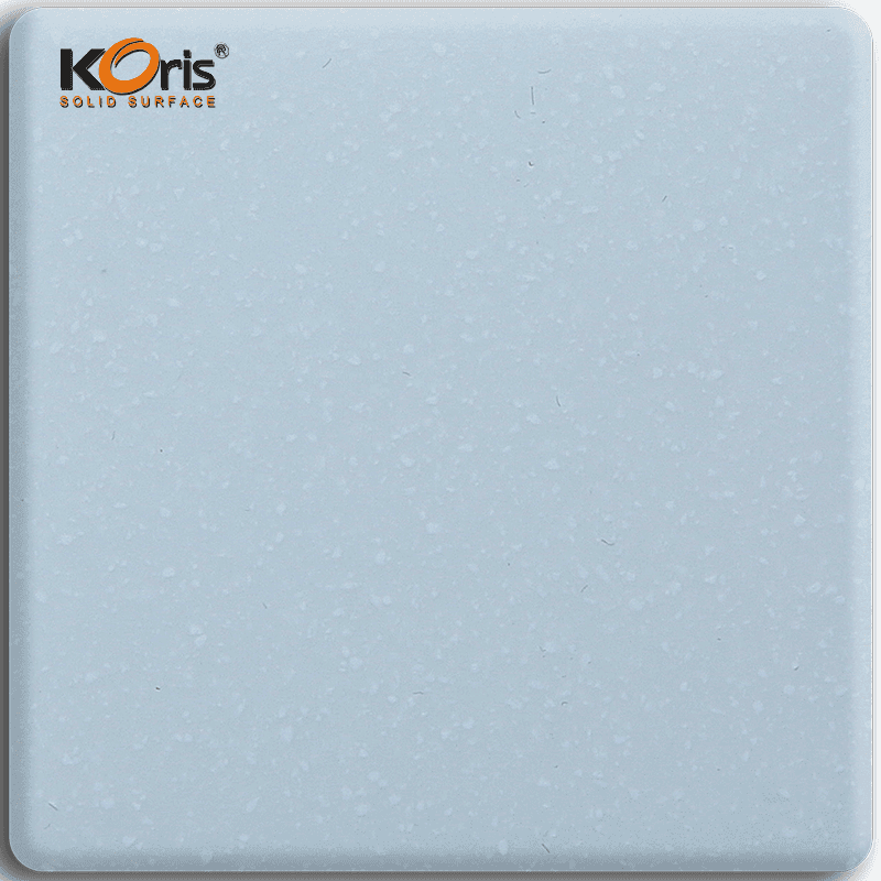 Pure Solid Surface Vanity Top 6mm Acrylic Sheet KA3340