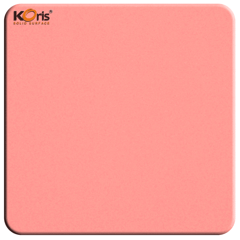 Koris Solid Series Solid Surface 6mm Acrylic Sheet Pmma Resin MA1395 For Bathroom