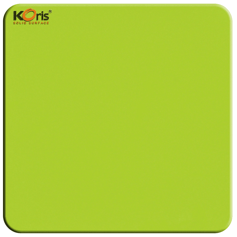 Koris Artificial Marble Solid Surface Sheet Solid Series Wholesale MA1414