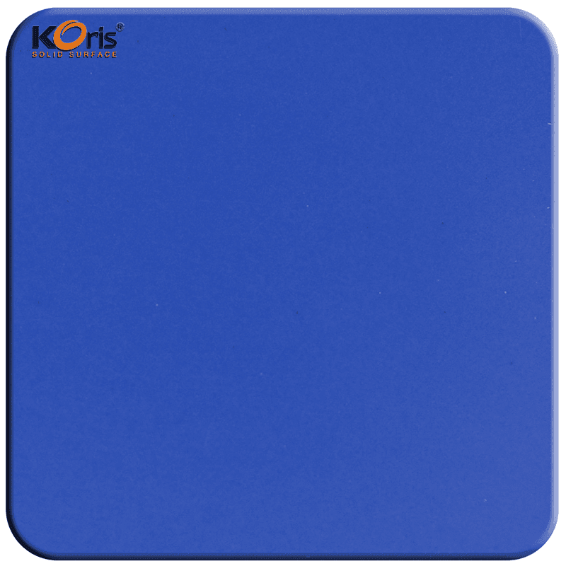 Koris 12mm Acrylic Sheets MA1433 Solid Series Solid Surface Countertops