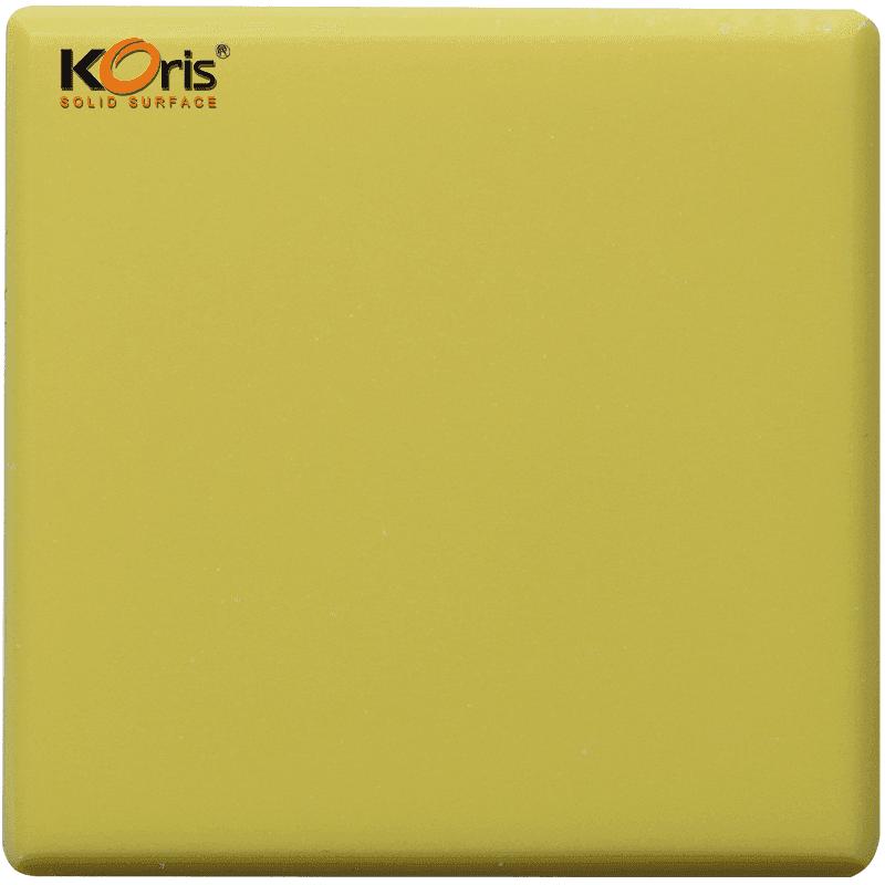 Koris 12mm Modified Acrylic Sheets Solid Surface Countertops KA1102