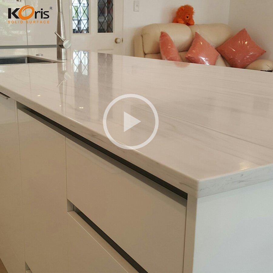 Koris Vein Color Solid Surface.mp4