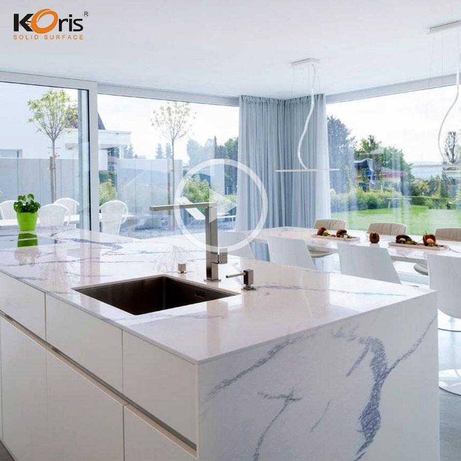 Koris Artificail Marble.mp4