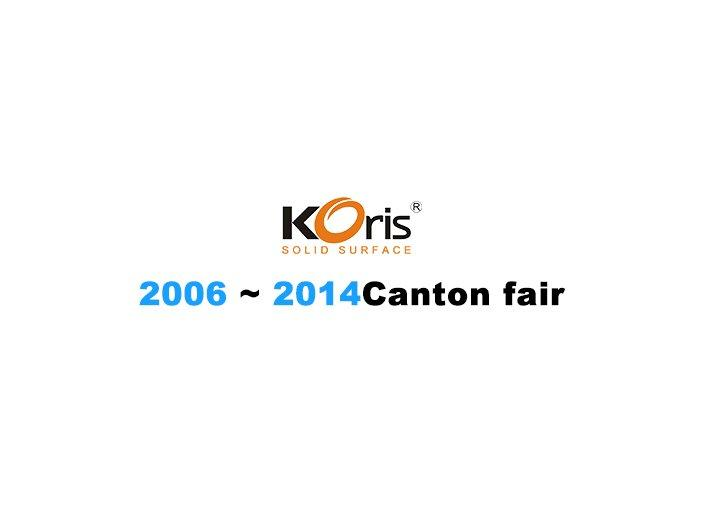 2006 ~ 2014Canton fair