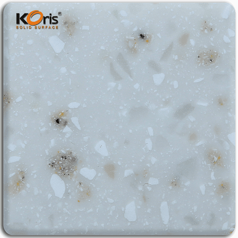 Koris Summit Magic Artificial Stone Pure Acrylic Solid Surface Slab Kitchen Benchtop MA8806