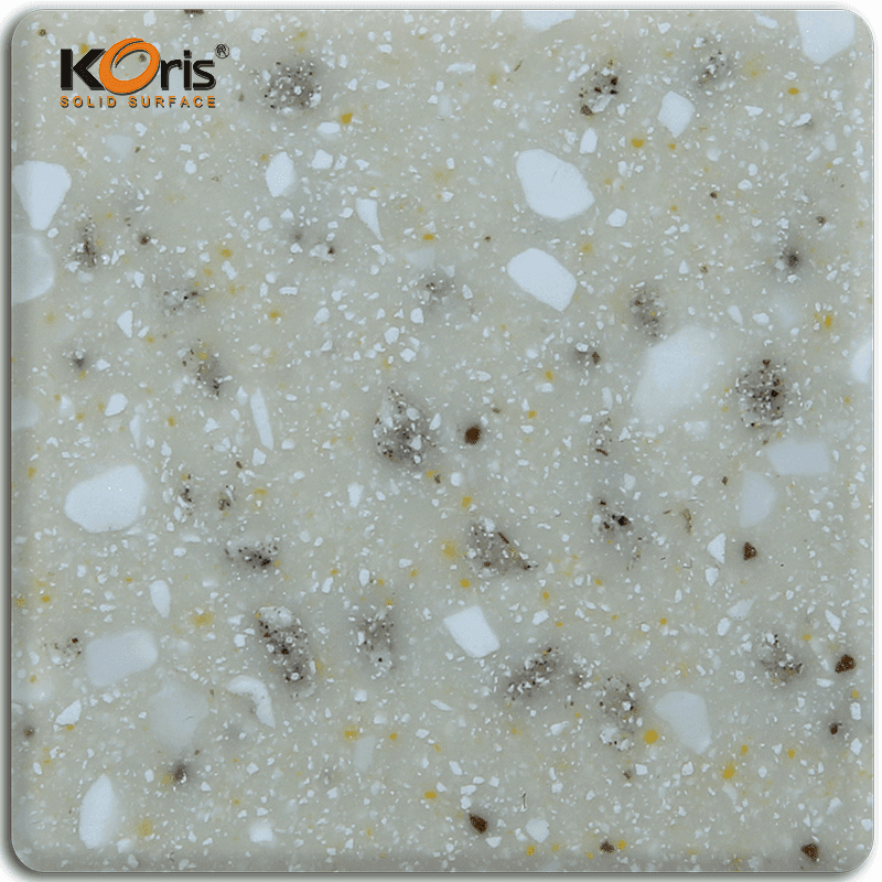 Koris Artificial Stone Summit Magic Pure Acrylic Solid Surface Kitchen Benchtop MA8815