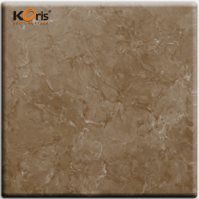 Koris Artificial Marble Solid Surface Artificial Stone Type HW2803