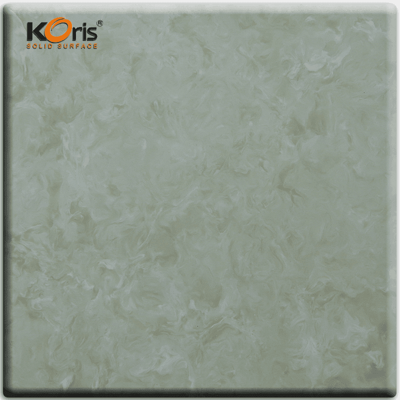 Artificial Stone Marble Solid Surface For Kitchen Countertops Wholesale HW2806