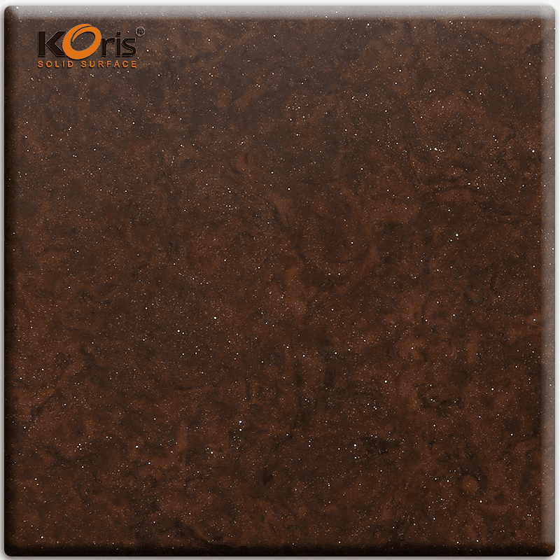 Koris Artificial Fire-Proof Marble Solid Surface Countertop HW2809