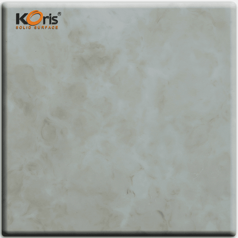 Wholesale Artificial Marble Solid Surface 6mm Acrylic Sheet Seamless Kitchen Tops HW3805