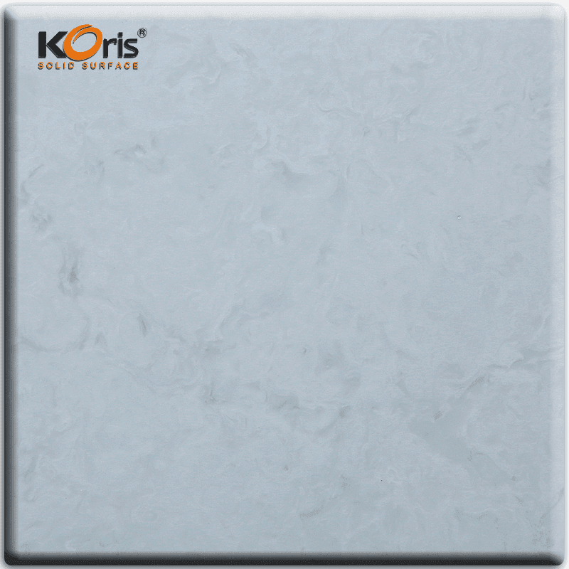 Low Price Artificial Marble Solid Surface Countertops Faux Marble Acrylic Sheets HW3806