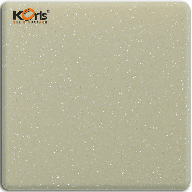 Sparkle Modified Acrylic Solid Surface Slab Faux Marble Acrylic Sheets Artificial Stone Type MA9954